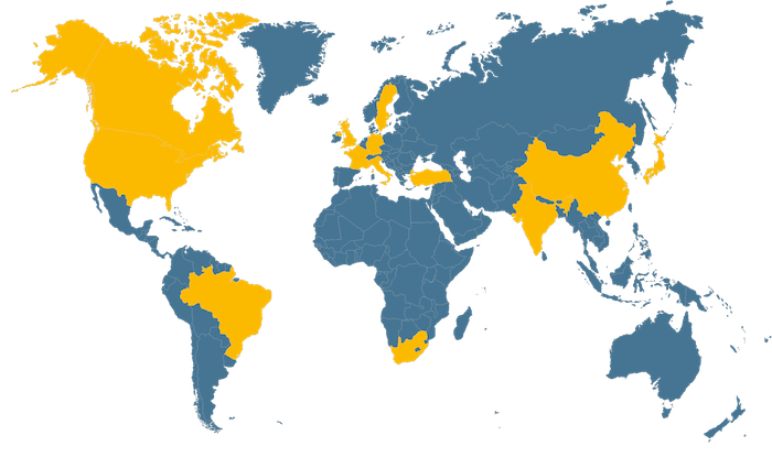 GKN Global Footprint